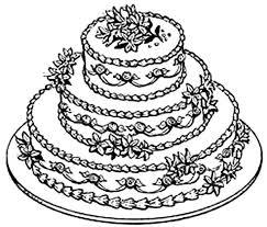 cake coloring lezardufeu