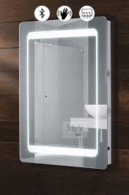 Illuminated Led Bathroom Mirrors by Illuminated Led Bluetooth Bathroom Mirror