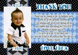 little rebel thank you card or birthday invitations
