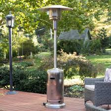 Firesense Table Top Heater Fire Sense Stainless Steel Standard Series Patio Heater Walmart Com