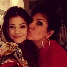 thanksgiving family pictures kris jenner and kylie jenner photos photos the kardashian jenner