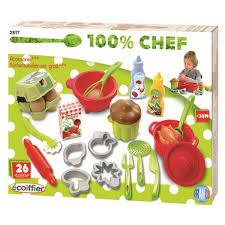 jeux de cuisine hello ecoiffier dînette coffret pâtisserie cuisine 3 étoiles jeux jouets