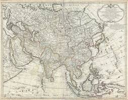 map asie carte d asie geographicus antique maps