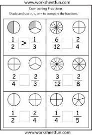 fractions good to start with perhaps then move on to more