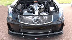 101mm turbo cts v 1200hp cadillac