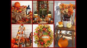 Homemade Fall Decor - diy fall decor ideas outdoors fall decor youtube