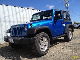 jeep wrangler sports 2016 2015 hydro blue pearl jeep wrangler sport s 4x4 97863445