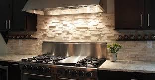 Natural Stone Tile Backsplash  Great Home Decor Contemporary - Stone backsplash tiles