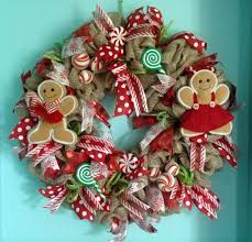Decorating Christmas Wreath With Deco Mesh by 1361 Best Christmas Wreath Ideas Images On Pinterest Christmas