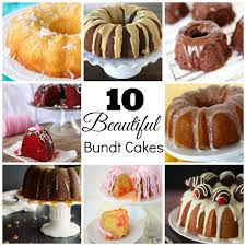 Halloween Bundt Cake Decorations by 10 Beautiful Bundt Cake Recipes Skip To My Lou