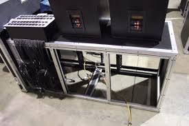 studio rack desk triple wide 14u studio rack desk 22 u0027 u0027 rail to rear