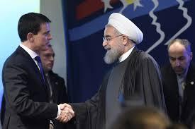 siege du medef visite du président iranien opération en or pour les entreprises