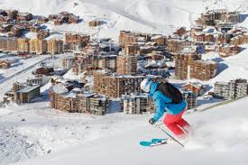 luxury ski chalets in val thorens