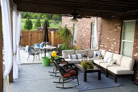 House Plans With Outdoor Living Space Decorating Ideas Fascinating Outdoor Living Space Decoration With