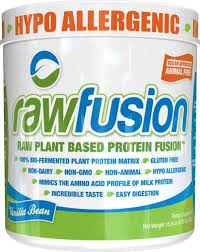 san rawfusion san rawfusion vanilla bean 0 99 lbs 450 grams vitamin