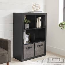 better homes and gardens 6 cube organizer multiple colors