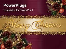 merry christmas template powerpoint church merry christmas
