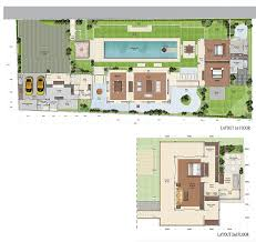 villa home plans balinese house designs and floor plans search bali