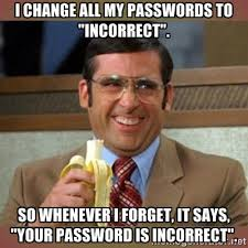 It Security Meme - how to change all your passwords after heartbleed password