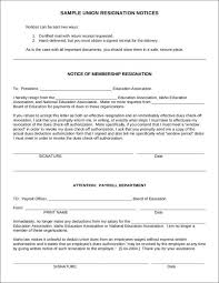 33 printable resignation letter free samples in pdf doc
