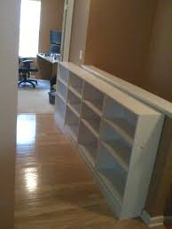 upstairs bookcases finished mghicks