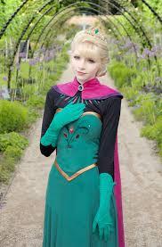 Elsa Halloween Costume Frozen Aliexpress Buy Women Princess Elsa Cosplay Costume