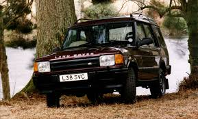 land rover discovery 3 off road land rover discovery station wagon review 1989 1998 parkers