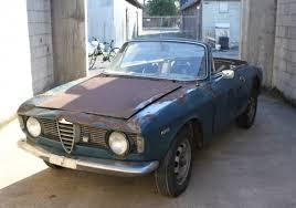 italian 1965 alfa romeo gtc