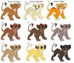 image gallery lion cub cartoon drawings