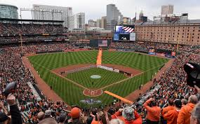 seasonable temperatures some forecast for orioles