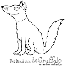 the gruffalo coloring pages getcoloringpages com