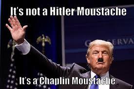 Meme Moustache - trump moustache donald trump know your meme