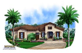 Mediterranean Style Floor Plans Courtyard Style House Plans House Plans Tuscan House Plans