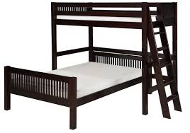 Viv Rae Isabelle Twin Over Full LShaped Bunk Bed  Reviews - L shaped bunk bed