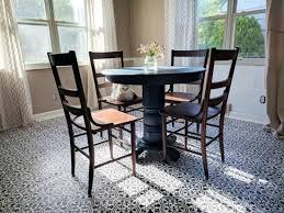 tile in dining room dining room tiles getlaunchpad co