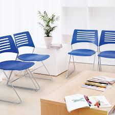 pique series stack chair qty 4 safco products