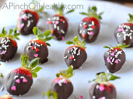 covered strawberries chocolate covered strawberries a pinch of healthy