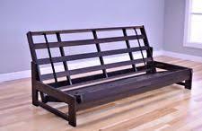solid wood futon frames ebay