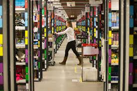 black friday shopping amazon 19 crazy images of amazon warehouses before black friday