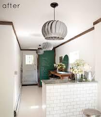 unique diy farmhouse overhead kitchen lights coolest diy pendant lights