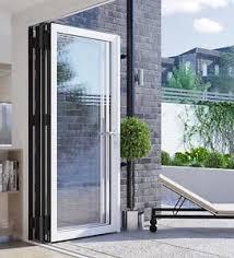 Ebay Patio Doors Aluminium Bi Fold Patio Doors 6 Panels Door Inc Glass White