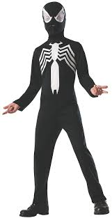 amazon com rubie u0027s marvel ultimate spider man venom black