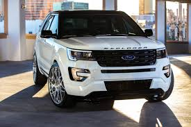 Ford Explorer White - 2017 ford explorer white images car images