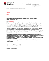 best solutions of example invitation letter pdf for free download