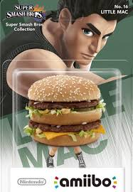 Big Mac Meme - i can t wait to play as big mac in super smash burgers amiibo