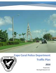Where Is Cape Coral Florida On The Map by Publications U2014 Cape Coral Police Department
