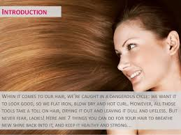 healthy hair fir 7 yr 7 everyday tips you need to know for healthy hair