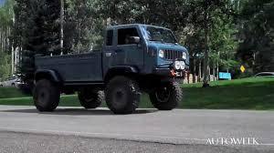 jeep prototype truck jeep mighty fc concept u003ci u003eautoweek u003c i u003e drive review video