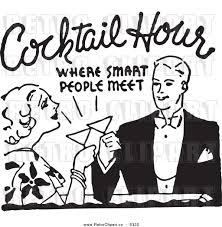 martini shaker clipart retro cocktails clipart 23