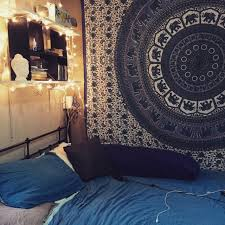 Where To Get Cheap Tapestry Red Indian Elephant Mandala Hippie Tapestry Bed Cover Wall Hanging